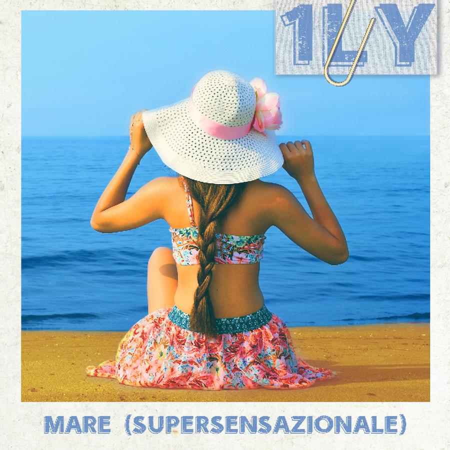 1LY - Mare (Supersensazionale) cover