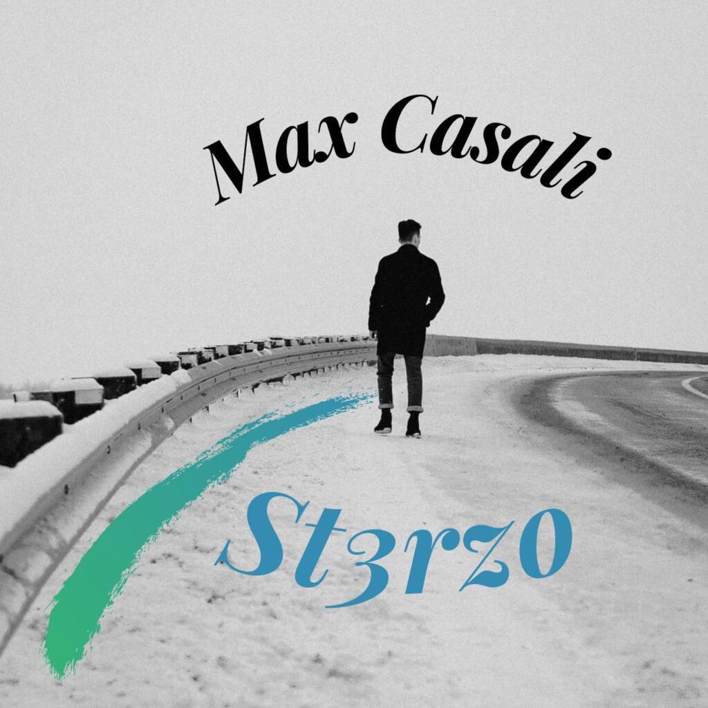 max casali st3rzo copertina